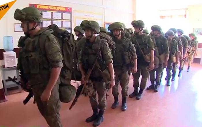 Une inspection surprise des troupes a commencé en Russie