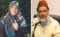 Sex on the beach: deux politiciens islamistes âgés pris en flagrant délit d'adultère