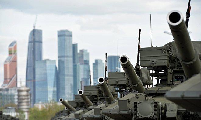 Le char T-90
