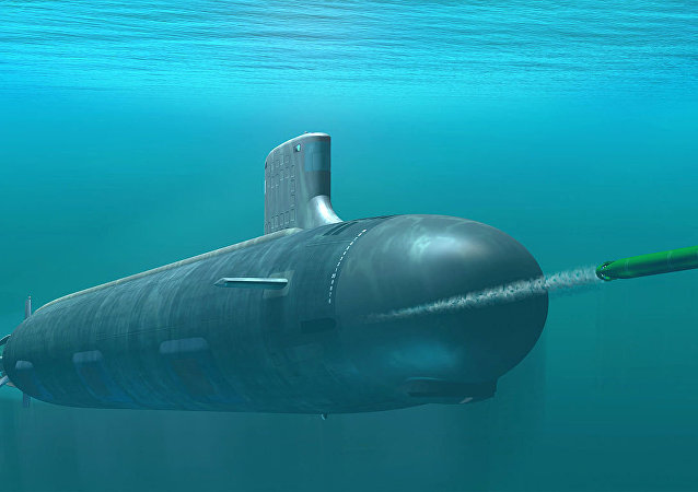 Sous-marin de la classe Virginia