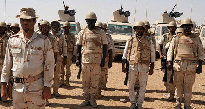 L'Arabie Saoudite a envoyé 30 000 soldats à la frontière avec l'Irak