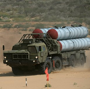 Missiles sol-air russes S-300