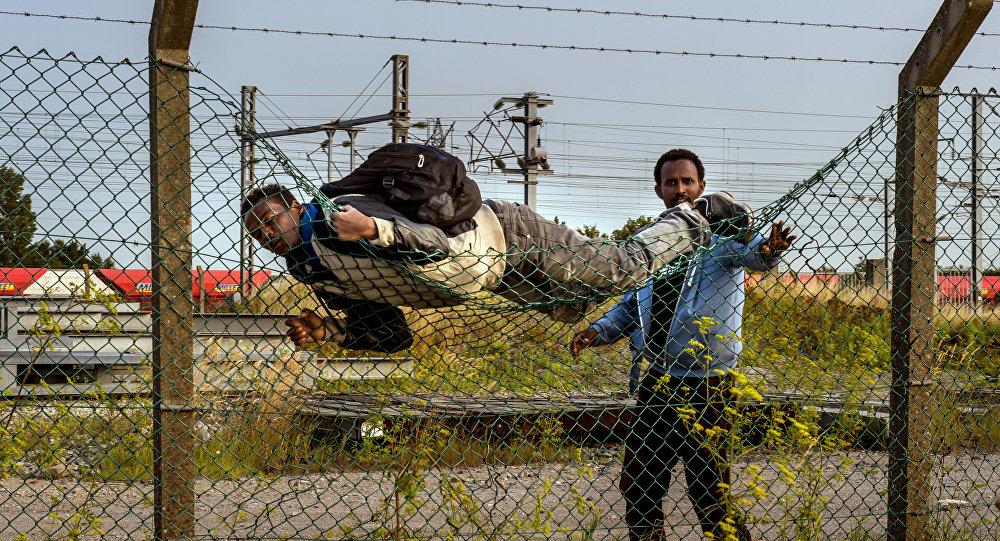Migrants de Calais