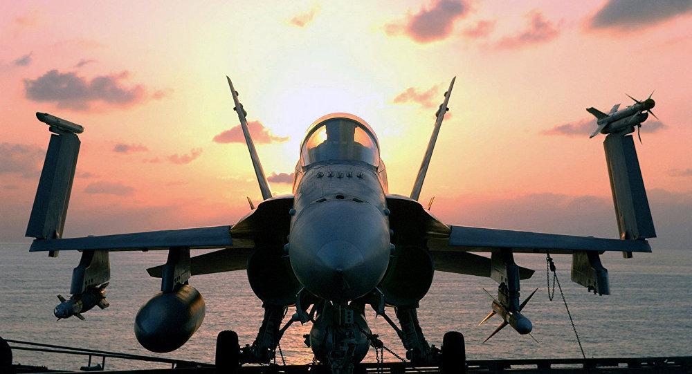 F/A-18 C