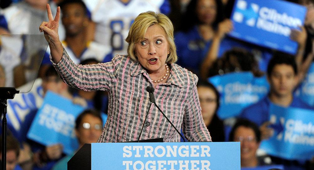 La Fondation Clinton demande 100 M USD à ses sponsors pour lutter contre Trump