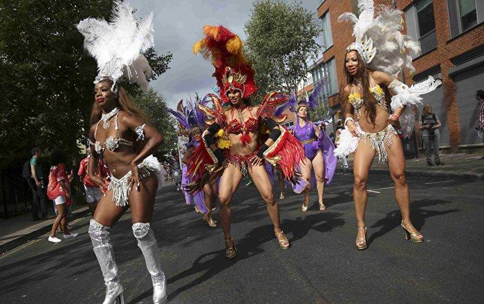 Les couleurs du Carnaval de Notting Hill