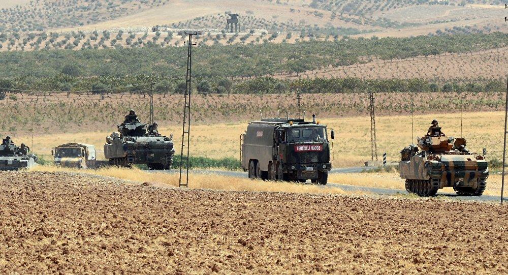 L'armée turque a effectué une centaine de frappes sur les positions kurdes en Syrie?