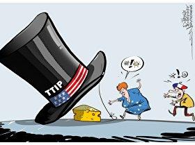 Tafta bouclé avant la fin 2016? La France demandera l'arrêt des négociations