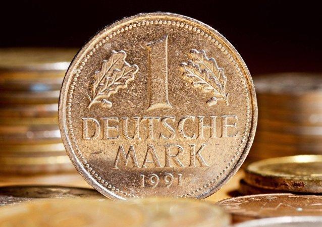 En Allemagne, le mark fait son grand retour dans le commerce en ligne