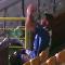 Medi Dresevic, joueur du club suédois Norrby IF