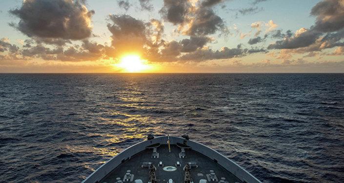 l'océan Pacifique