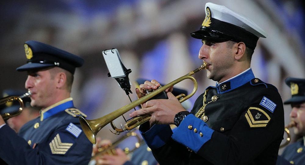 Marine, Grèce