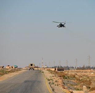 Un hélicoptère gouvernemental abattu en Syrie, deux victimes