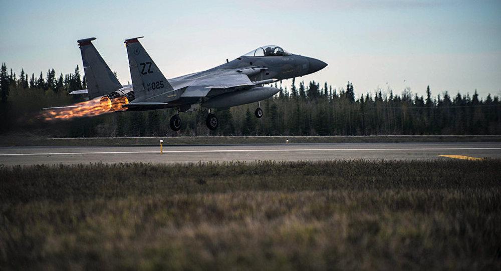 F-15, chasseur américain de quatrième génération