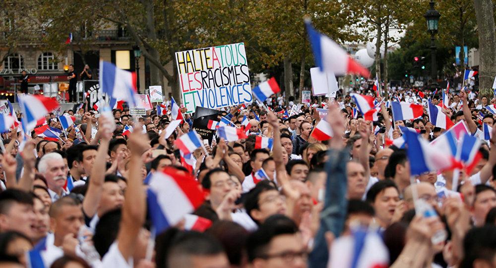 Heurts à Paris: réputée calme, «la communauté chinoise ne tolère pas l'injustice»