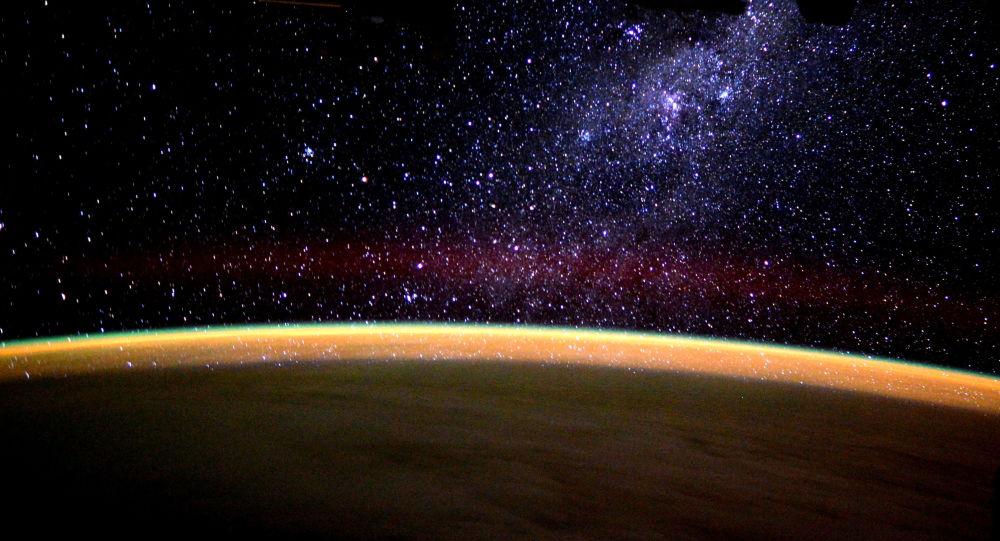 Espace, voie lactée