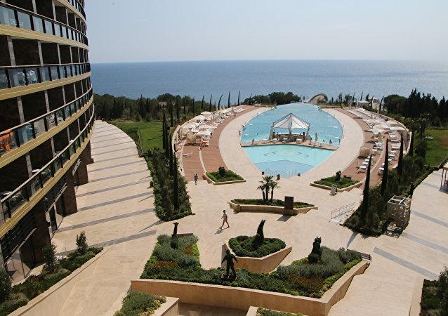 La station balnéaire russe Mriya Resort & Spa