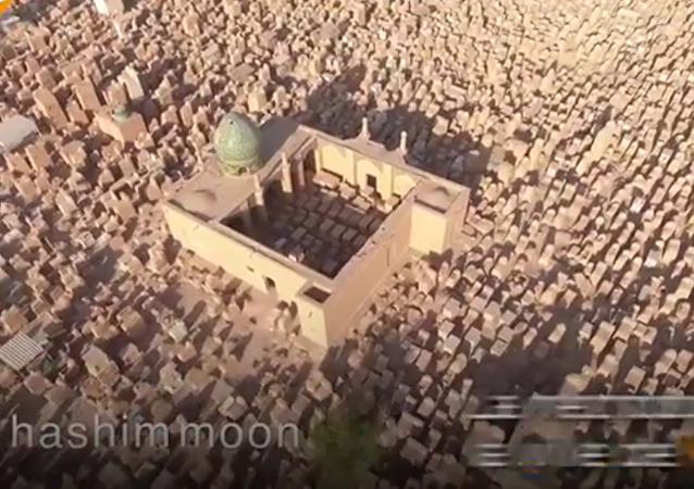 Wadi-us-Salaam, le plus grand cimétière du monde