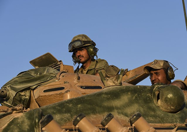 Armée turque en Syrie
