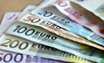 Euros. Archive photo