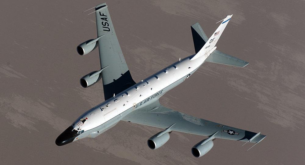 Un Boeing RC-135