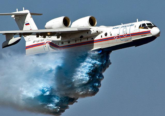 Un Be-200 russe