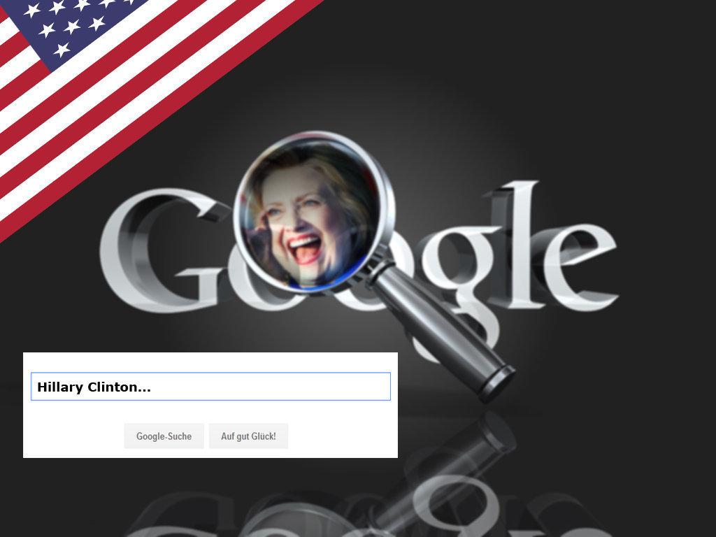 Clinton-Google, un tandem sacré
