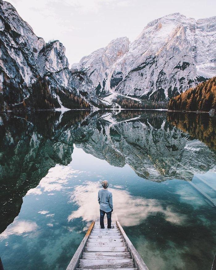 Eye Euphoria: This German Teenager's Instagram Brings Wanderlust to Its Peak