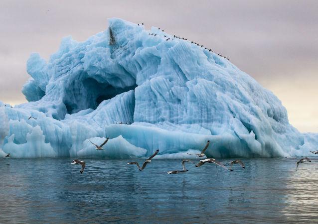 La beauté sévère du parc national de l'Arctique russe