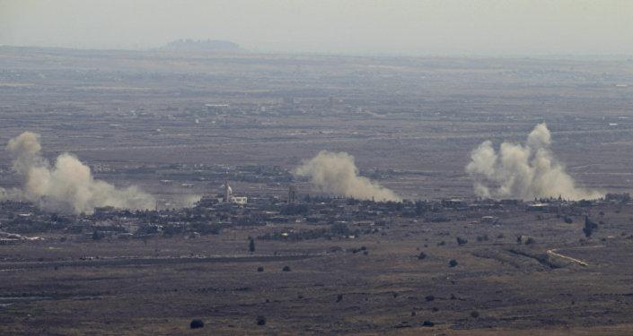 Israël frappe Daech en Syrie après une attaque sur le Golan