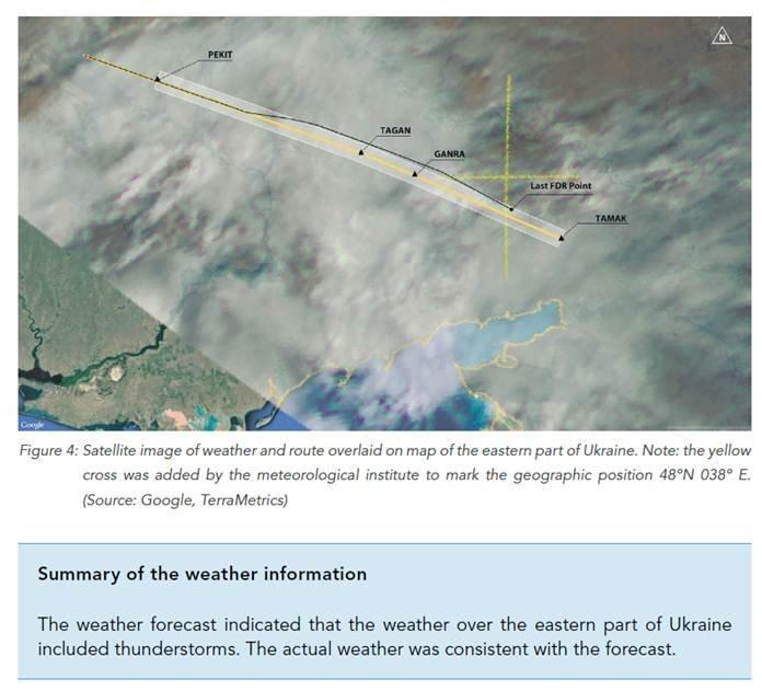 Temps nuageux à Snejnoïe le 17 juillet 2014