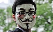 Anonymous donne l'assaut contre l'Équateur pour venger Assange