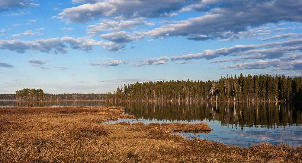 Beauté de la nature russe