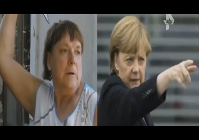 Quand « Merkel » sort son couteau…