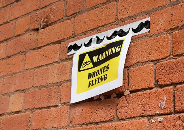 Alerte aux drones