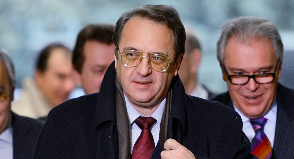 Mikhail Bogdanov. Archive photo