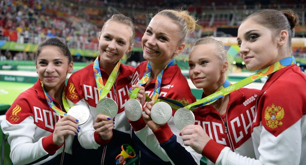 Des sportives russes à Rio
