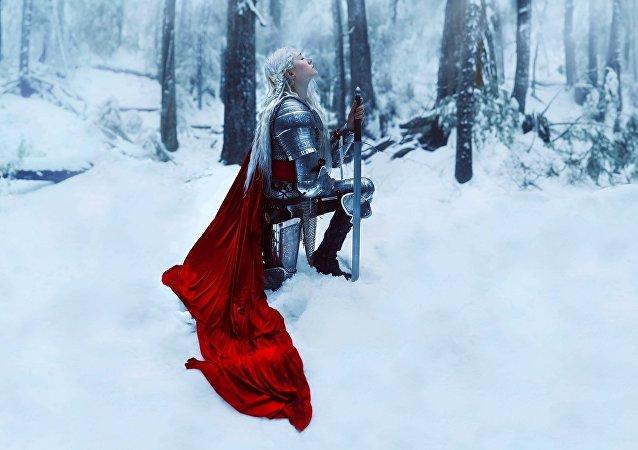Et si les chevaliers de la Table ronde étaient des femmes guerrières?