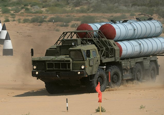 Missiles sol-air S-300 russes
