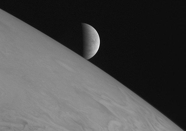 Europe et Jupiter