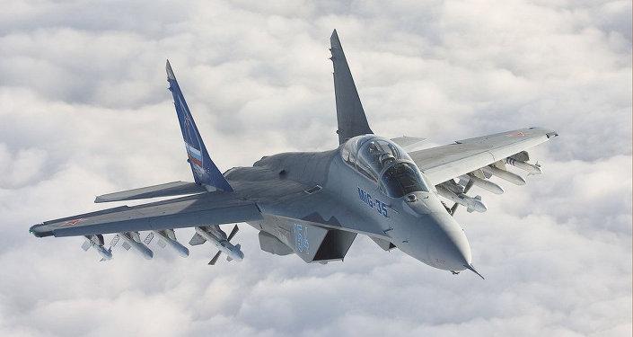 Le chasseur russe MiG-35