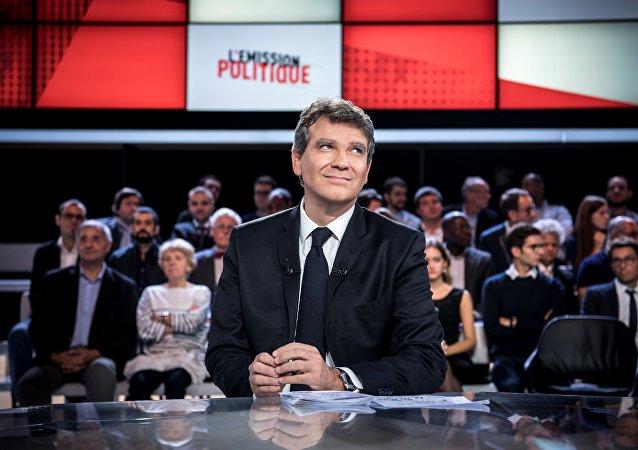 Arnaud Montebourg a été l'invité, le jeudi 22 septembre, de l'émission de France2, l'Emission Politique, une émission animée par David Pujadas et Léa Salamé.