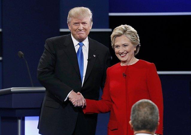 CNN proclame Clinton victorieuse suite au premier débat avec Trump
