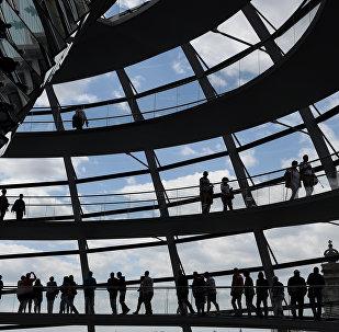 le Bundestag