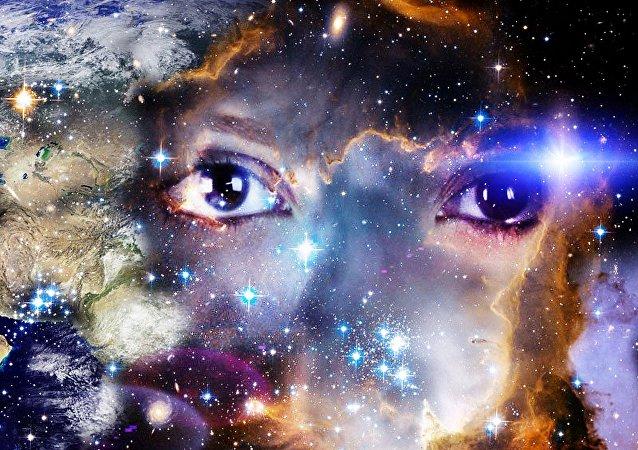 Espace. Image d'illustration