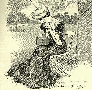 Prévision pour 1907. Le développement de la télégraphie sans fils.
