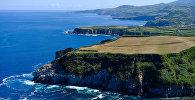 L'île de São Miguel: une vie paisible sur un volcan