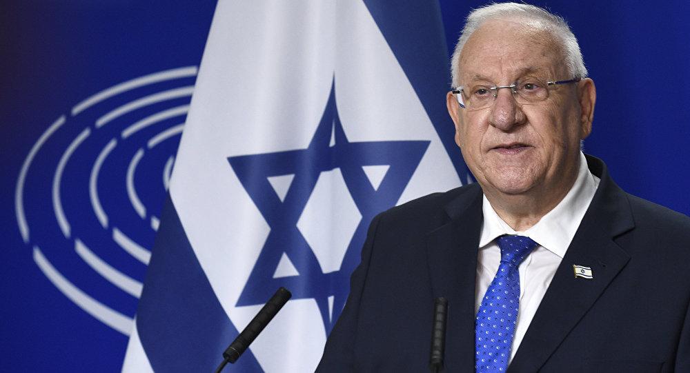 Le président israélien Reuven Rivlin