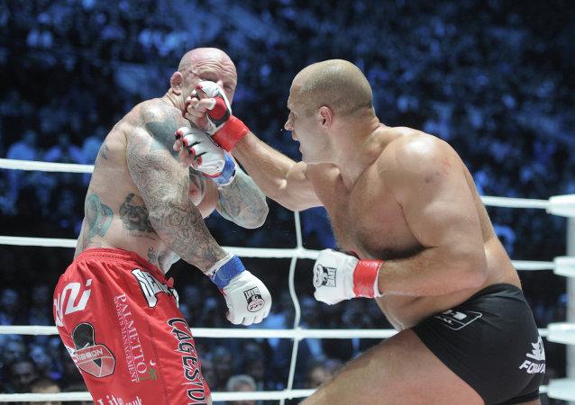 Fedor Emelianenko, le «Dernier Empereur» du MMA