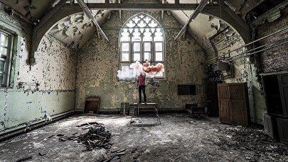 Des clichés fantastiques de lieux abandonnés